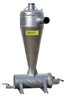 Separatore di sabbia ad idrociclone giunti s p a for Idrociclone per sabbia usato