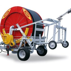 Traveller hose-reel machines