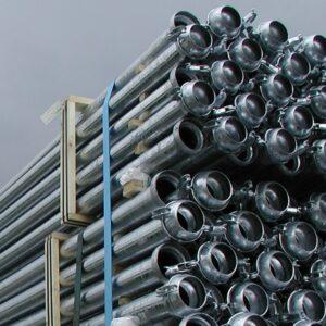 Tubazioni in alluminio